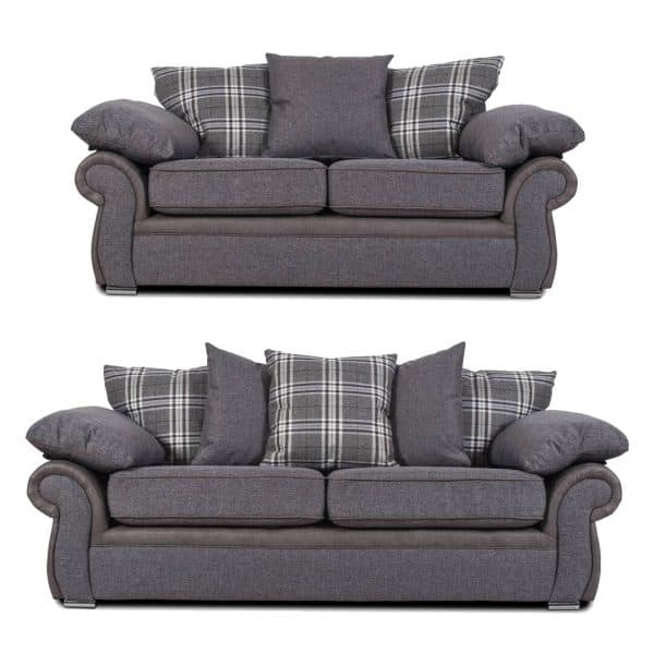 Sorrento 2 + 3 Sofa set