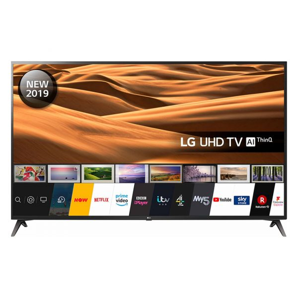 LG 55″ TV & 100 Watt Soundbar Home Entertainment Pack