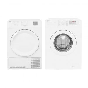 Beko Washing Machine & Tumble Dryer Laundry Pack