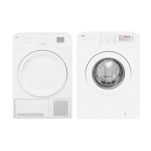 Beko Washing Machine & Tumble Dryer Laundry Pack
