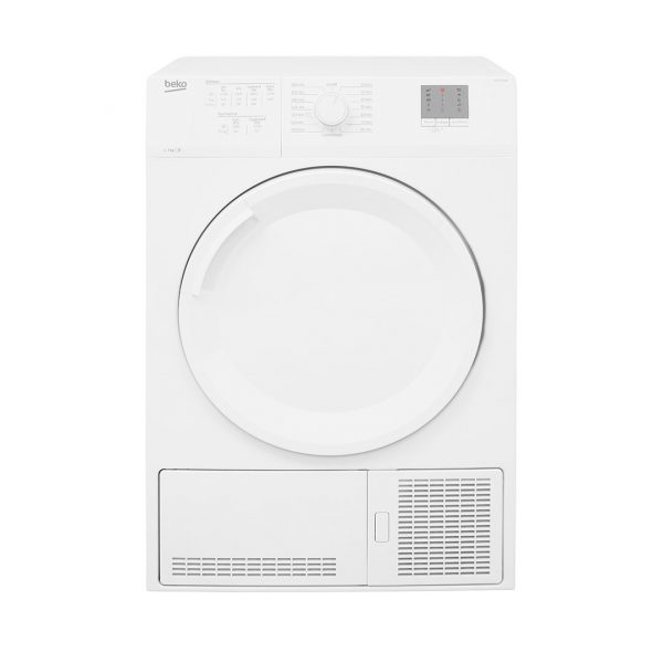 Beko DTGCT7000W 7kg Freestanding White Condenser Tumble Dryer