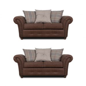 Northumberland 2 + 2 Seater Sofa