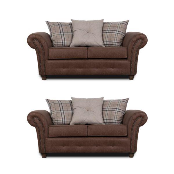 Northumberland 2 + 2 Seater Sofa