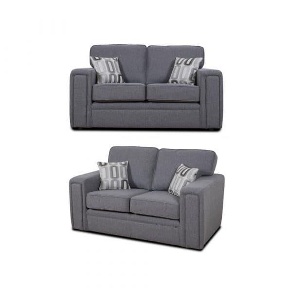 milano 2 seater sofas